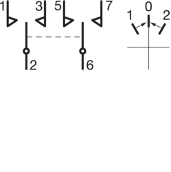 Circuit Drawing Inverseur bipolaire