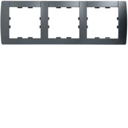 KALLYSTA PLAQUE 3P H71 CARBONE