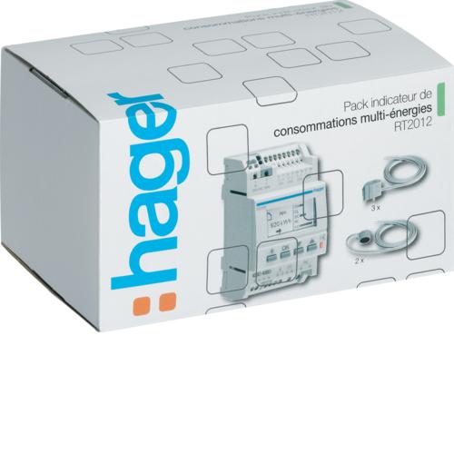 Caract ristiques ec453 - Gestionnaire d energie hager ...