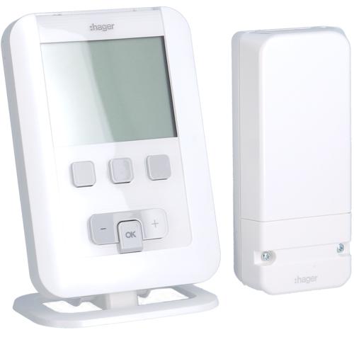 Caract ristiques ek560 for Programmateur chauffage electrique sans fil