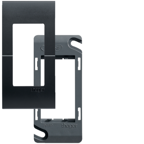 WS405N Systo 1M Plaque Noire