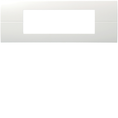 WS415 Plaque 6M Systo H71 Blanc