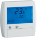 25120 Thermostat digital semi-encastré avec FP