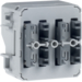 WNT304 Double interr Cubyko KNX bus 4E