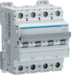 NFN463 Disj.4P 6-10kA C-63A 4m