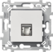 WE228 RJ45 Essensya Cat.6a STP Gr3TV Blanc