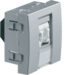 WS220T Systo 2M RJ45 Cat.6 UTP Gr1 T