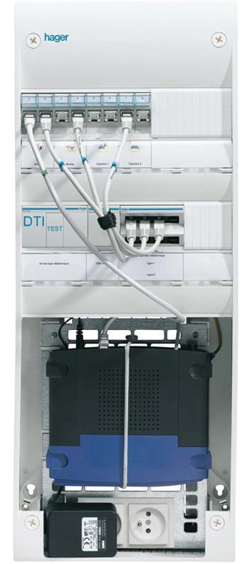 Principe de fonctionnement du syst me de communication nodeis - Internet prise electrique ...