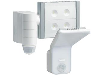 Projecteurs led avec d tecteurs for Projecteur led avec detecteur de presence