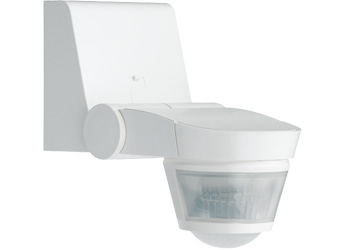 eclairage exterieur radar