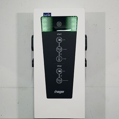 Gestion intelligente de la charge