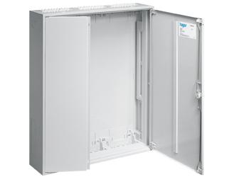 Armoire de distribution univers ip44 - Armoire electrique maison ...